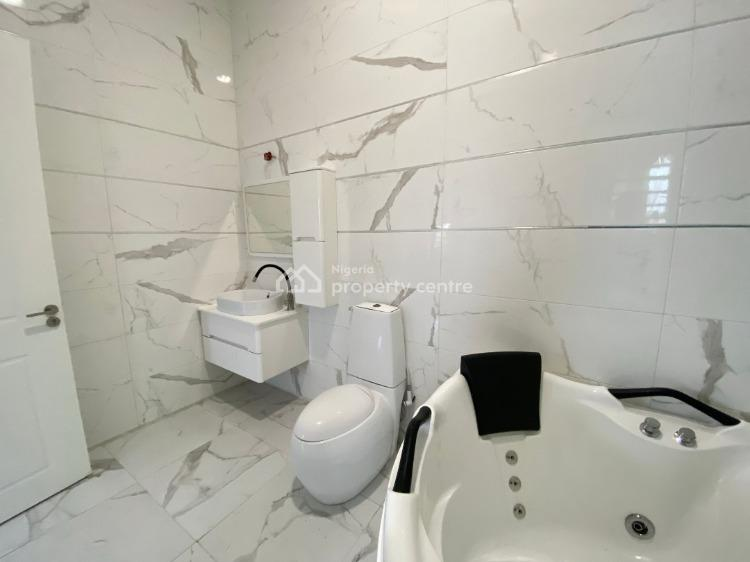 Newly Built 4 Bedrooms Duplex, Ikota, Lekki Phase 2, Lekki, Lagos, Semi-detached Duplex for Sale