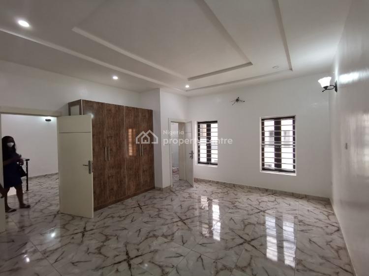 4 Bedrooms Terraced Duplex, All Ensuite, 24 Hours Serviced, By Chevron Toll Gate, Lafiaji, Lekki, Lagos, Terraced Duplex for Sale