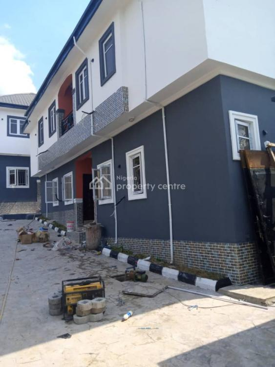 Newly Built One Bedroom Flat, College Road, Ogba, Ikeja, Lagos, Mini Flat for Rent