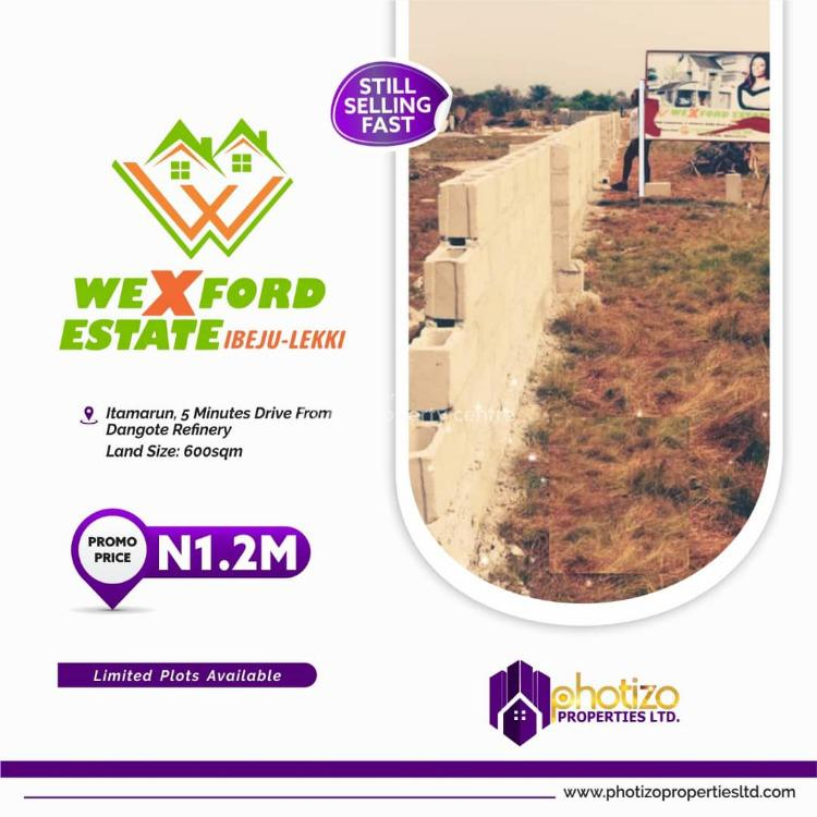 Wexford Estate, Apakin, Ibeju Lekki, Lagos, Mixed-use Land for Sale
