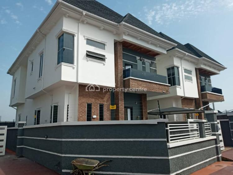 Luxury Newly Built 5 Bedroom Fully Detached Duplex Available, Peninsula Estate, Sangotedo, Ajah, Lagos, Detached Duplex for Sale