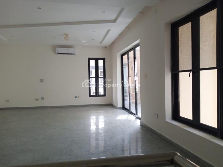 Brand New 5 Bedrooms Terraced Duplex with B/q, Beside Banana Island, Ikoyi, Lagos, Terraced Duplex for Sale