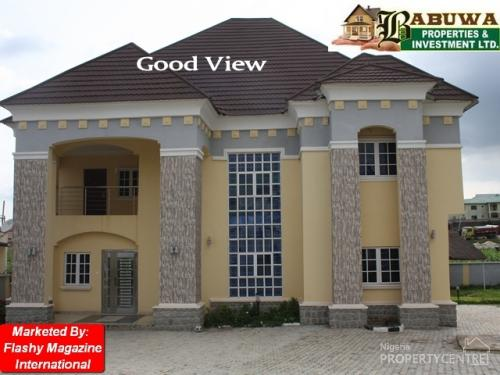 Modern houses in nigeria quotes for Modern duplex house plans in nigeria