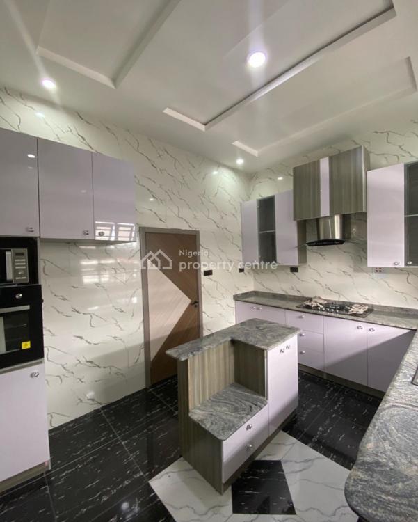 Beautifully Finished 4 Bedroom Semi Detached Duplex with Bq, Ikota, Lekki, Lagos, Semi-detached Duplex for Sale