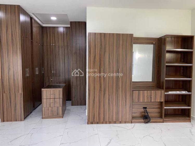 Elegantly Finished 5 Bedrooms Fully Detached Duplex with Bq, Chevron, Lekki, Lagos, Detached Duplex for Sale