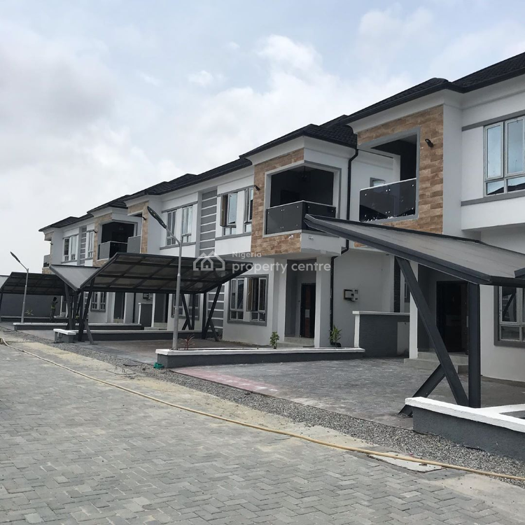 4 Bedrooms Semi Detached Duplex, Victoria Bay 2 Estate, Osapa, Lekki, Lagos, Semi-detached Duplex for Sale