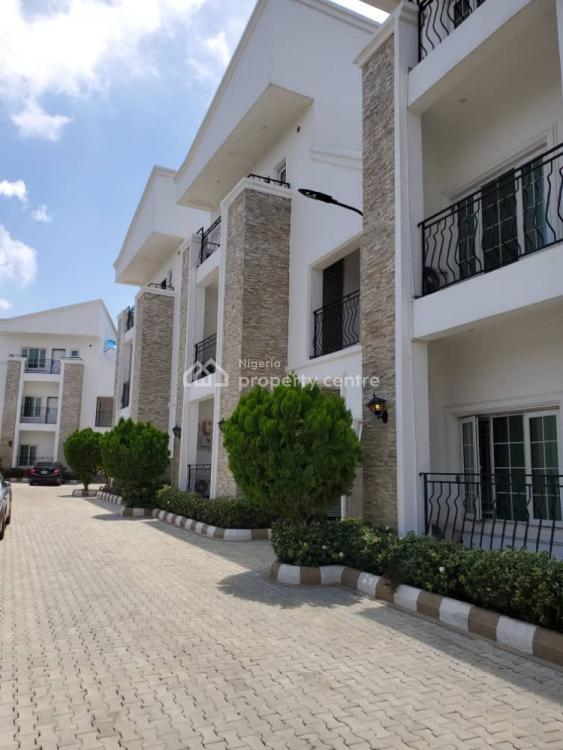 4 Bedrooms Duplex with a Room Boys Quarters, Katampe Extension, Katampe, Abuja, Terraced Duplex for Rent
