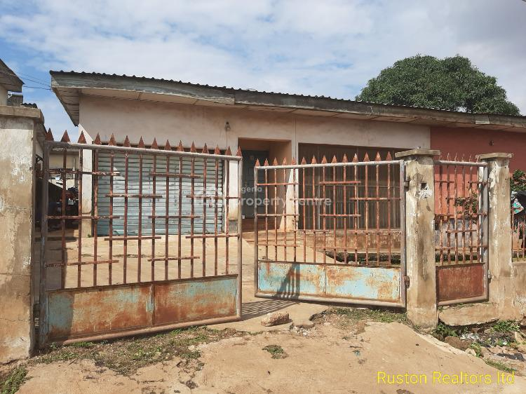 Twin Bungalow of 4 Bedrooms with Bq, Ashi, New Bodija, Ibadan, Oyo, Detached Bungalow for Sale