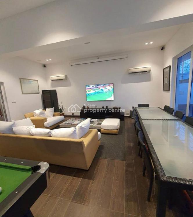 Waterfront 4 Bedroom Apartment., Banana Island, Ikoyi, Lagos, Flat for Rent