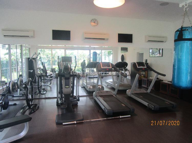 Luxury Sea Side 4 Bedroom Flat with a Bq, Banana Island, Ikoyi, Lagos, Flat for Rent