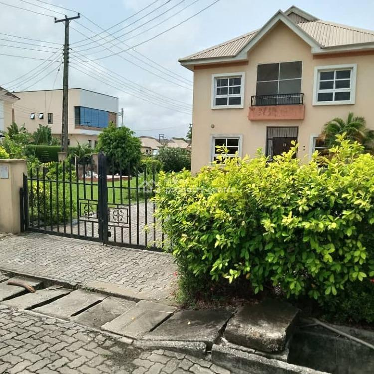 Fantastic 4 Bedrooms Fully Detached Duplex, Chevron Drive, Lekki, Lagos, Detached Duplex for Sale