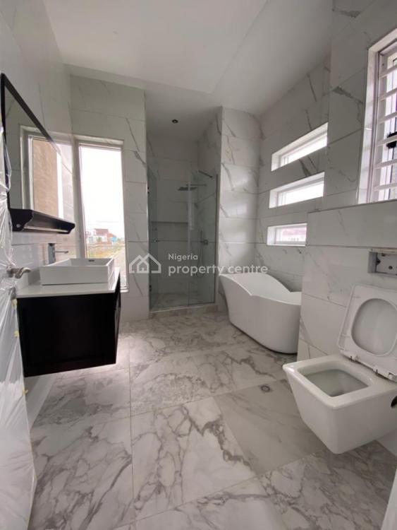 Beautiful 5 Bedroom Fully Detached Duplex with Swimming Pool, Pinnock Beach Estate, Osapa, Lekki, Lagos, Detached Duplex for Sale