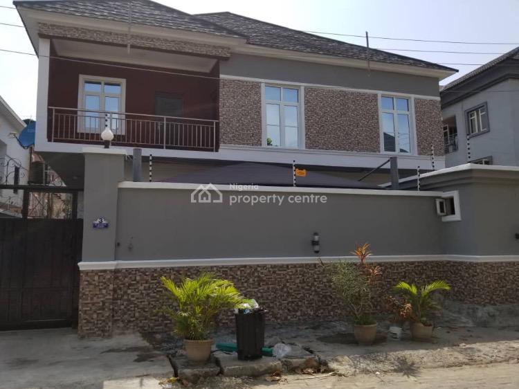 3 Bedroom Detached Duplex, Osapa, Lekki, Lagos, Detached Duplex Short Let