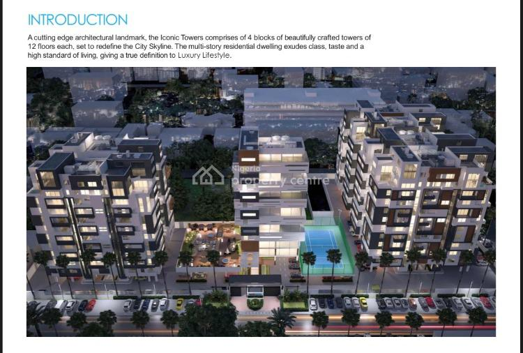 Luxury Residential Bedroom Apartments, Ligali Ayorinde Street, Victoria Island (vi), Lagos, Flat for Sale