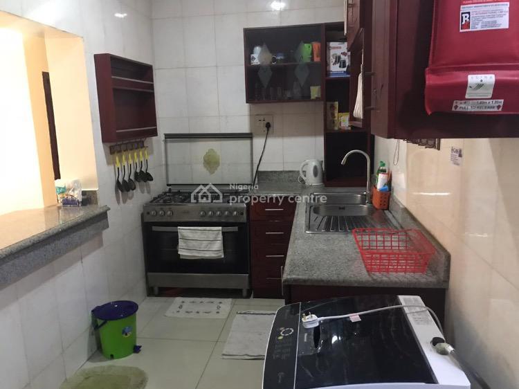 3 Bedroom Flat, Milverton Estate, Osapa, Lekki, Lagos, Flat Short Let