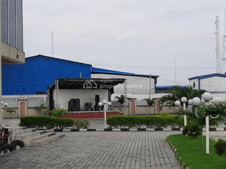 Exquisite Clubhouse, Event Place, Good for Company Purpose Etc, Mothercat, Trans Amadi, Port Harcourt, Rivers, Hotel / Guest House for Sale