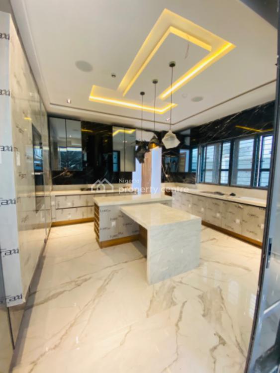 5 Bedrooms Detached Duplex and a Room Bq, Lekki Phase 1, Lekki, Lagos, Detached Duplex for Sale