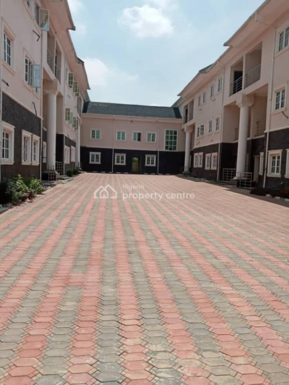 Nicely and Newly Built 10 Units of 4 Bedrooms Terraced Duplex, Katampe Extension, Katampe, Abuja, Terraced Duplex for Sale