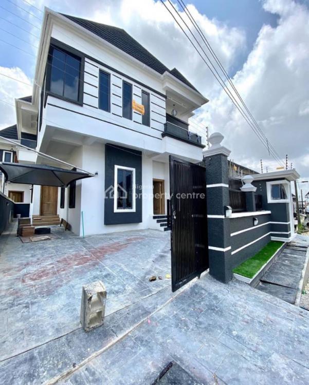 a Lovely 4 Bedroom Fully Detached Duplex with a Room Bq, Ikota, Lekki, Lagos, Detached Duplex for Sale