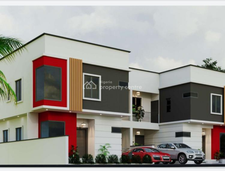 Super Affordable Housing with Flexible 20 Years Payment., Richmond Estate Road, Beside Meadow Hall School. ,lekki, Ikate Elegushi, Lekki, Lagos, Semi-detached Duplex for Sale