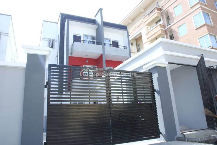 Unique and Brand New 5 Bedrooms Fully Detached Duplex with Bq, Oniru, Victoria Island (vi), Lagos, Detached Duplex for Sale