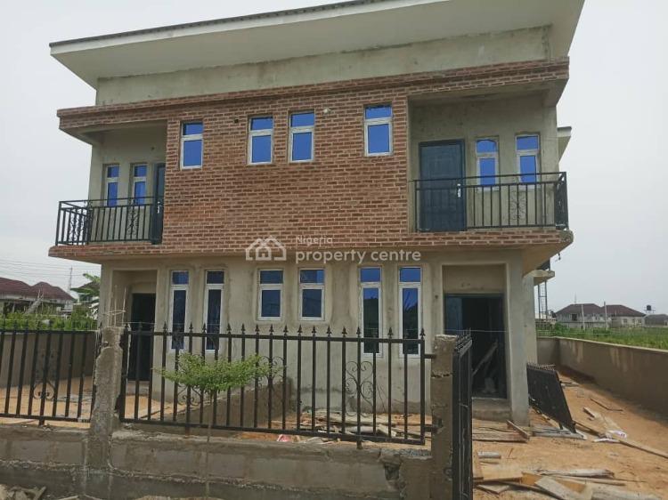 3 Bedrooms Semi Detached, Amity Estate, Sangotedo, Ajah, Lagos, Semi-detached Duplex for Sale