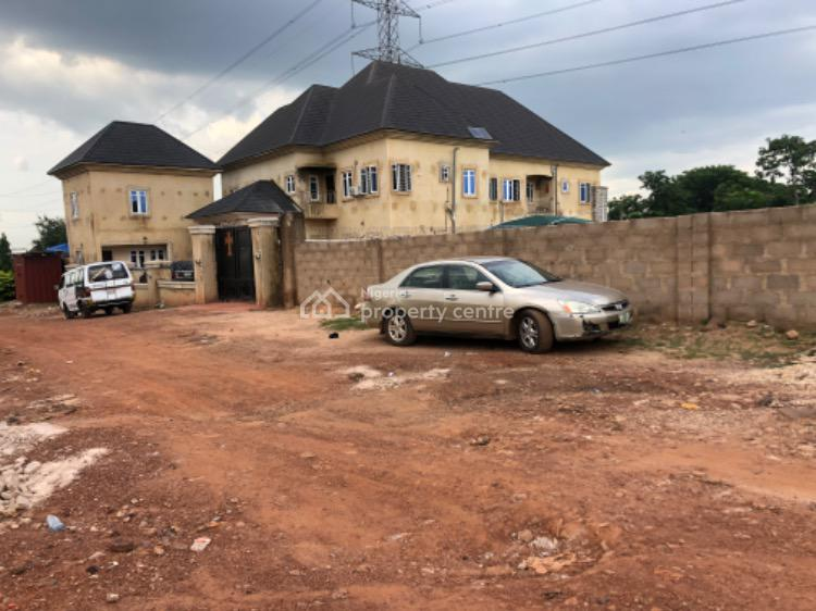 Plot of Land with Fenced/gated., Dunamis Church Road, New Atisan., Independence Layout, Enugu, Enugu, Mixed-use Land for Sale