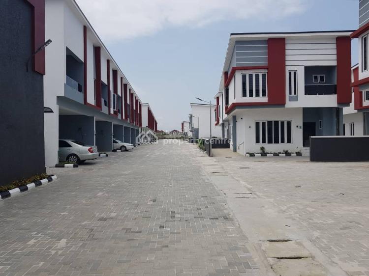 5 Bedroom Semi Detached Duplex, Roxbury Homes 2, Beside Oando Filling Station, Ikota, Lekki, Lagos, Semi-detached Duplex for Rent