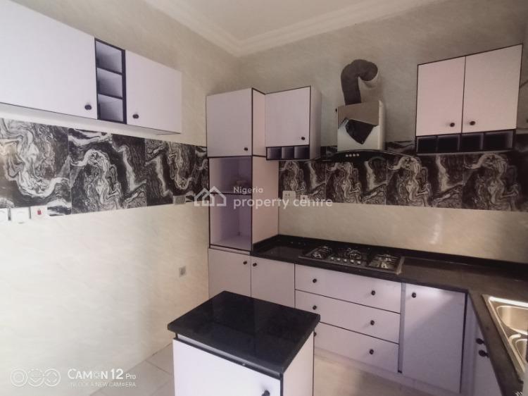 Brand New Four Bedrooms Terraced Duplex with Bq, Lekki Phase 2, Lekki, Lagos, Terraced Duplex for Sale