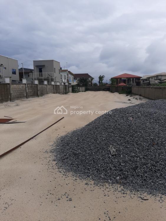 One and Half Plot, Fenced, Facing Express, Before Bogije, Eputu, Ibeju Lekki, Lagos, Commercial Land for Sale