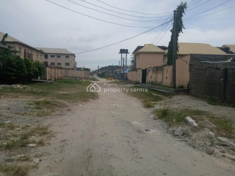 Fenced and Gated Land for Lease, University View Estate, Olokonla, Ajah, Lagos, Commercial Land for Rent