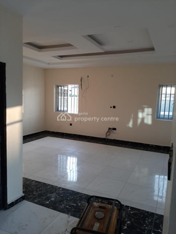 Spacious Brand New 5 Bedrooms Duplex with Bq, Before Shoprite, Sangotedo, Ajah, Lagos, Detached Duplex for Sale