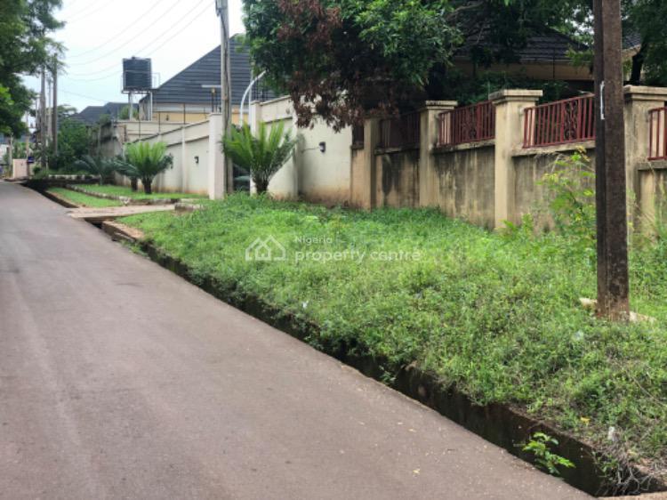 Strategic 4 Plots of Land with C of O, Old Gra, Around Eden Crest Hotel, Gra, Enugu, Enugu, Mixed-use Land for Sale