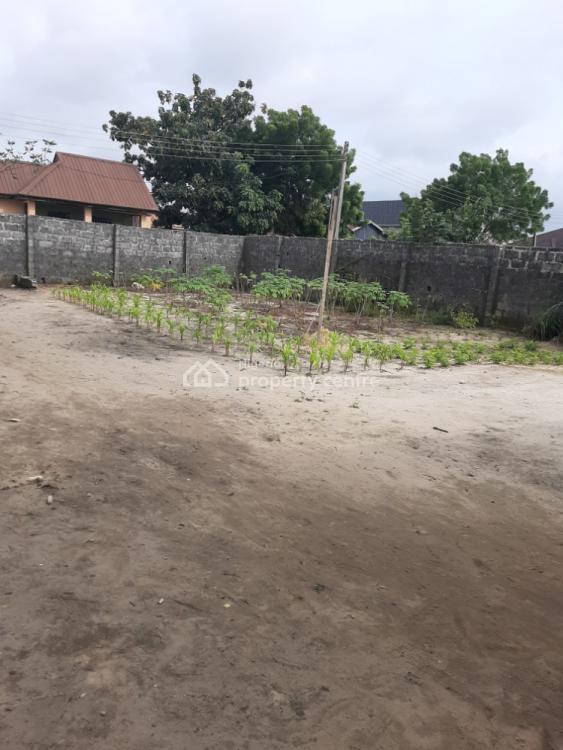 Spacious 3 Bedroom Bungalow Built on a Full Plot of Land., Bogije Elesekan, Bogije, Ibeju Lekki, Lagos, Detached Bungalow for Sale