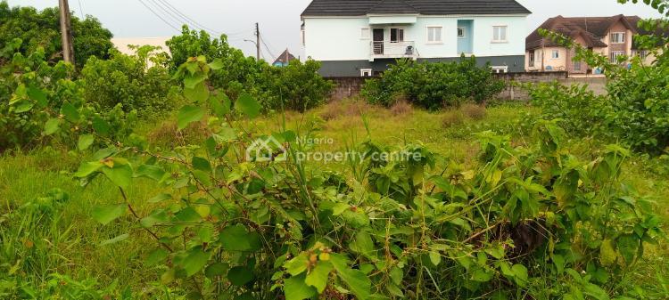 648 Square Meters Land, Peninsula Garden Estate, Sangotedo, Ajah, Lagos, Residential Land for Sale