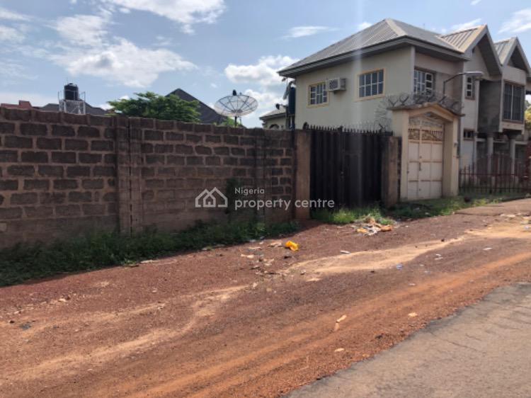Standard Corner 4 Plots of Land Fenced/gated with Cofo, Market Garden By Sme,garden Avenue, Gra, Enugu, Enugu, Mixed-use Land for Sale