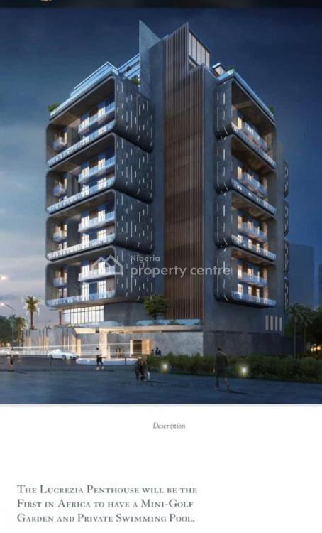 Beautiful and Elegant 4 Bedroom Maisonette, Banana Island Estate, Banana Island, Ikoyi, Lagos, Flat for Sale