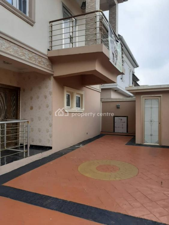 Brand New 5 Bedroom Duplex with Swimming Pool and Bq, Omole Phase 2, Ikeja, Lagos, Detached Duplex for Sale