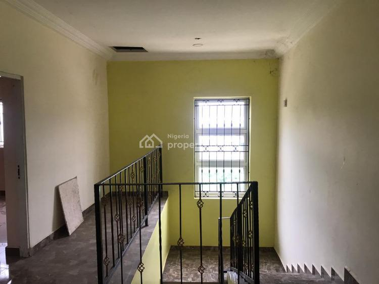 Lovely Finished 5 Bedroom Twin Duplex, By Lento Aluminum, Life Camp, Abuja, Semi-detached Duplex for Rent