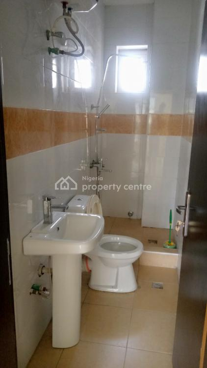 Executive 4 Bedroom Terrace Duplex with a Room Boys Quarter, Osapa London, Jakande, Lekki, Lagos, Terraced Duplex for Rent