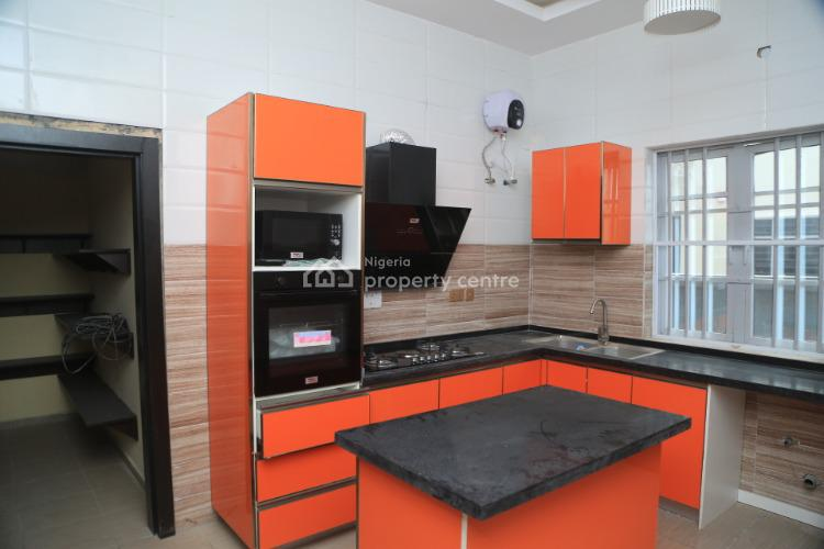 Newly Built 4 Bedroom Detached Duplex All Rooms Ensuite, Megamound, Lekki, Lagos, Detached Duplex for Sale