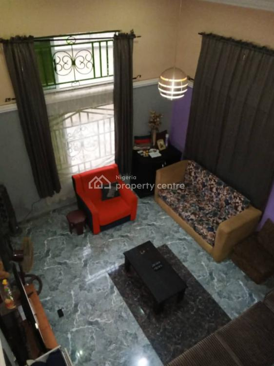 Relatively New of 4 Bedroom Detached Duplex, Oluyole Estate, Olusoji Area, Challenge, Ibadan, Oyo, Detached Duplex for Sale