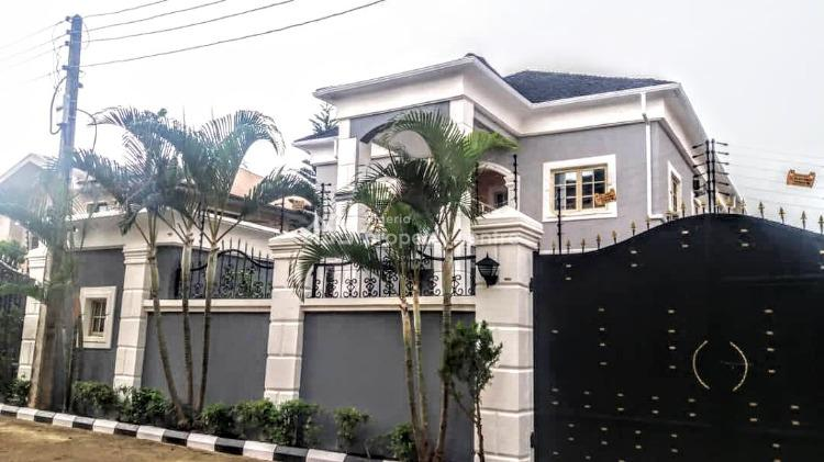 Exotic 2 Wing of 5 Bedroom Duplex., Isolo, Lagos, Detached Duplex for Sale