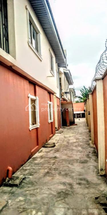Smart Looking Block of 4 Flat., Ikotun, Lagos, House for Sale