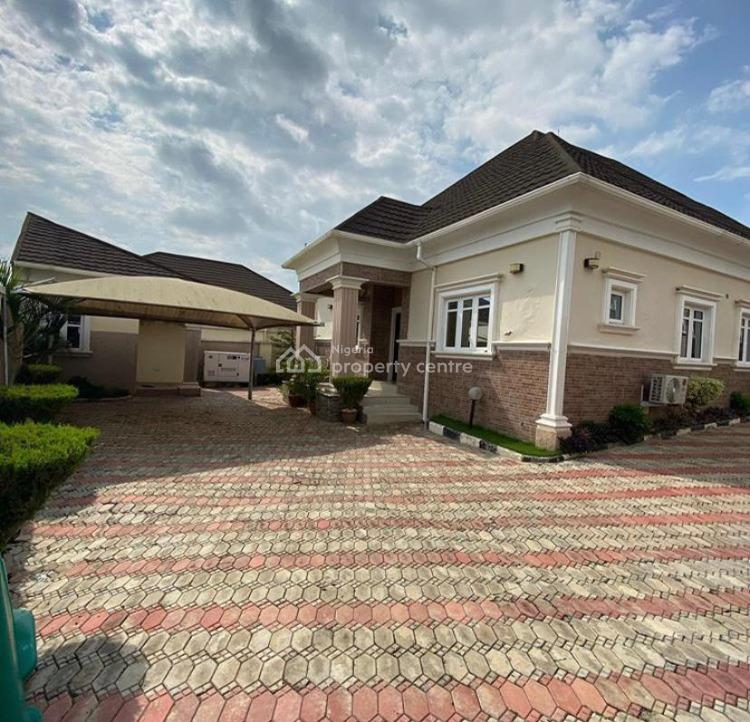 Distress and Tastefully Furnushed 3 Bedroom with Bq., Around Mab Global Estate After 6th Avenue., Gwarinpa, Abuja, Detached Bungalow for Sale