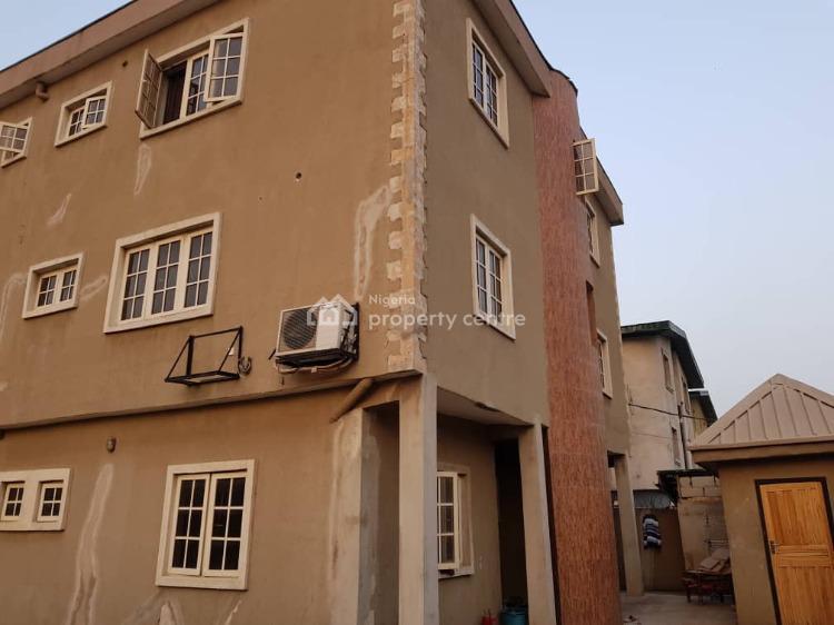 6 (nos) 3 Bedroom Flat, Olabisi Osho Street, Ifako, Gbagada, Lagos, Block of Flats for Sale