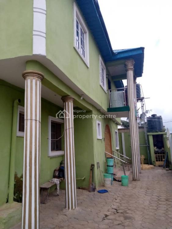 Standard Executive 4 Bedrooms Duplex with 2 Sitting Rooms, Command, Close to Abule Egba, Oke-odo, Lagos, Detached Duplex for Sale