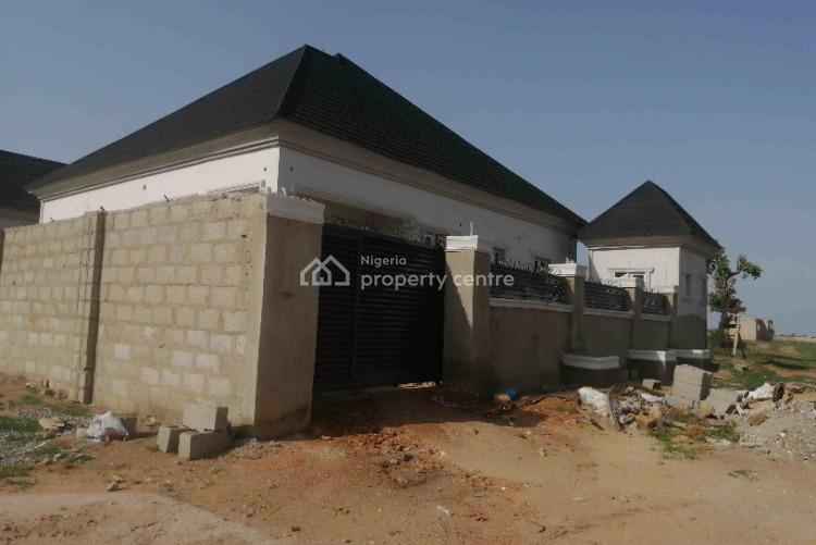 650sqm Plot of Land with Bq, Amac, Fha (f.h.a), Lugbe District, Abuja, Residential Land for Sale