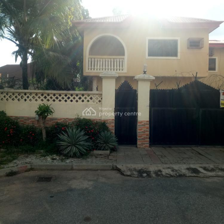 a Very Good 6 Bedrooms Detached Duplex with 1 Room Bq, Utako District, Utako, Abuja, Detached Duplex for Rent