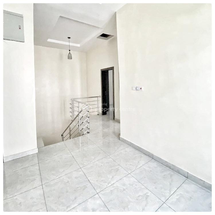 4 Bedrooms Semi Detached Duplex, By Second Toll Gate, Lekki, Lagos, Semi-detached Duplex for Rent